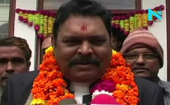 Jwalapur MLA Suresh Rathod