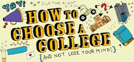 Hard to pick the perfect college? Count on these parameters to decide one
