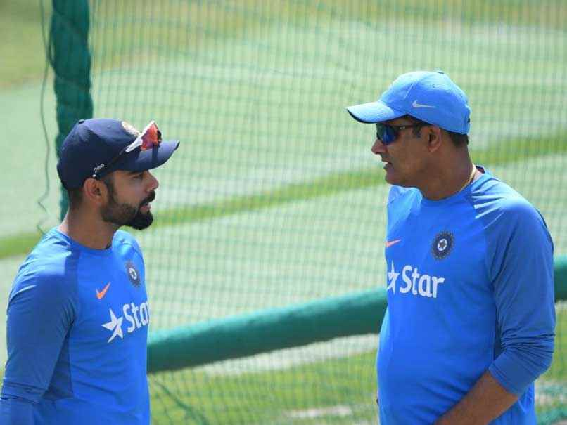 Champions Trophy: No showdown, but Anil Kumble gives Virat Kohli throw downs
