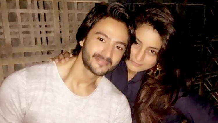 TV actor Dhruv Bhandari marries Vaibhavi Merchant`s sister ... Vaibhavi Merchant S Sibling Shruti Merchant