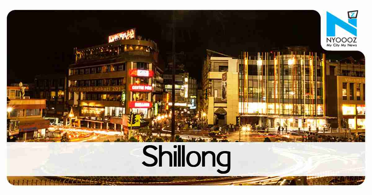 1,000 central paramilitary personnel sent to Shillong
