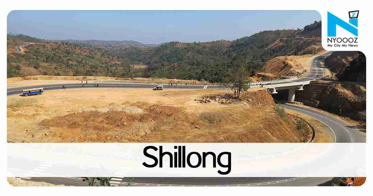 After hours of peace, violence rocks Shillong again