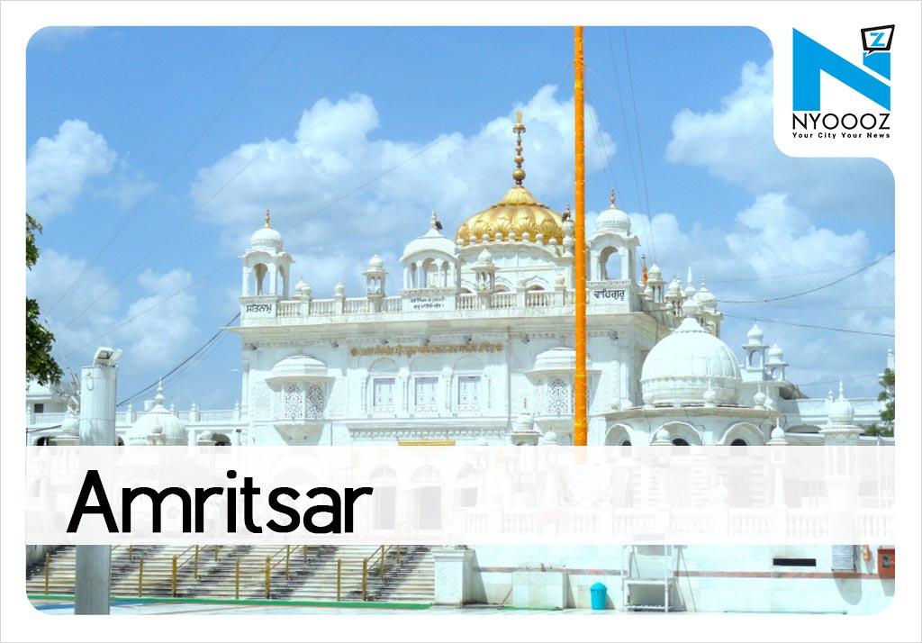 Amritsar in commanding position