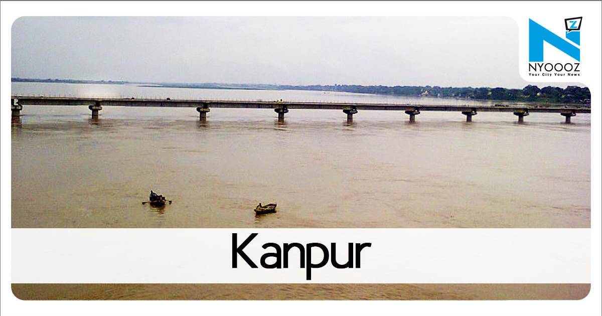 Black buck killed by stray dos in Kanpur