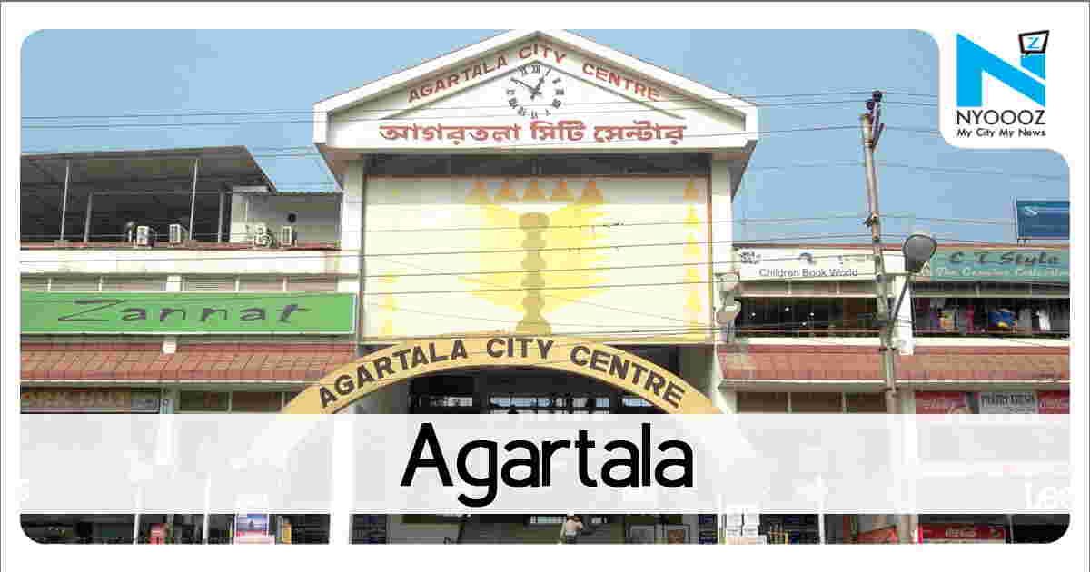 BSF jawan guns down 3 colleagues, kills self in Tripura