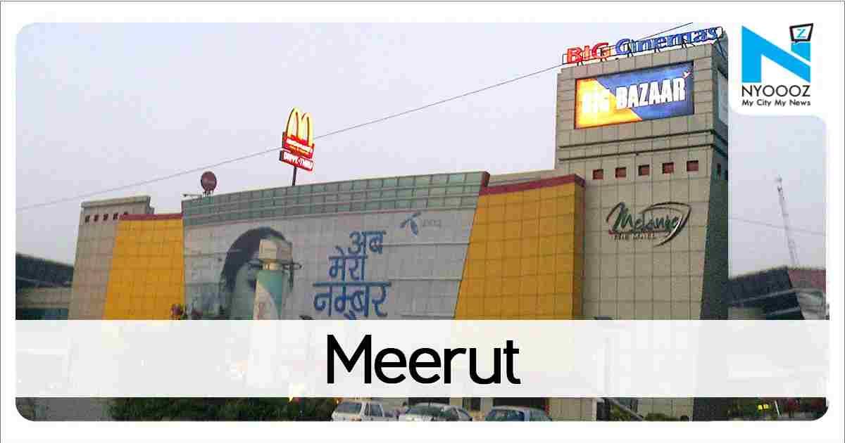 City Traffic Comes Under High Tech Surveillance Meerut