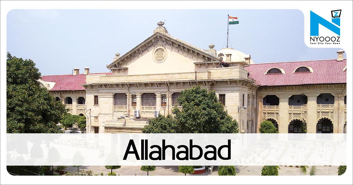 Commissioner Allahabad division honours parents