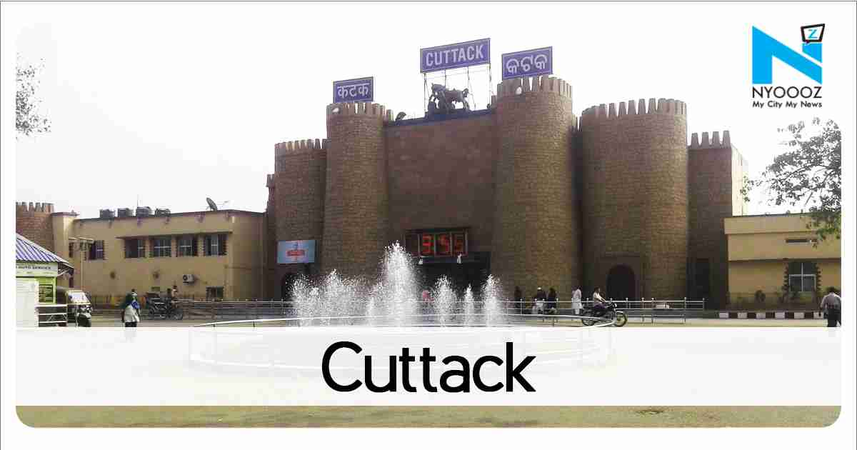 Cuttack suffers waterlogging pains