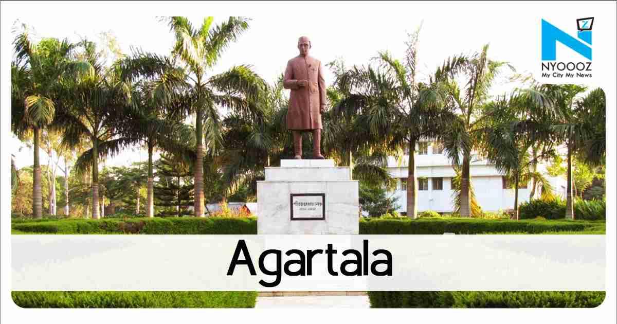 Four held in Agartala shootout case