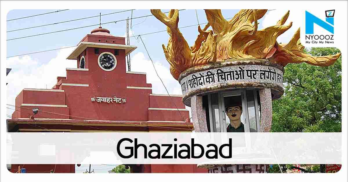 Gang of robbers busted in Ghaziabad, 5 held