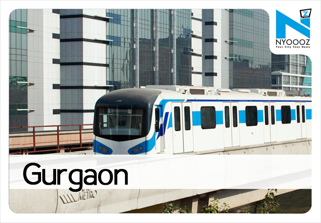 Gurgaon�s open space ratio 50% less than urban standard, industrial space 50% above that