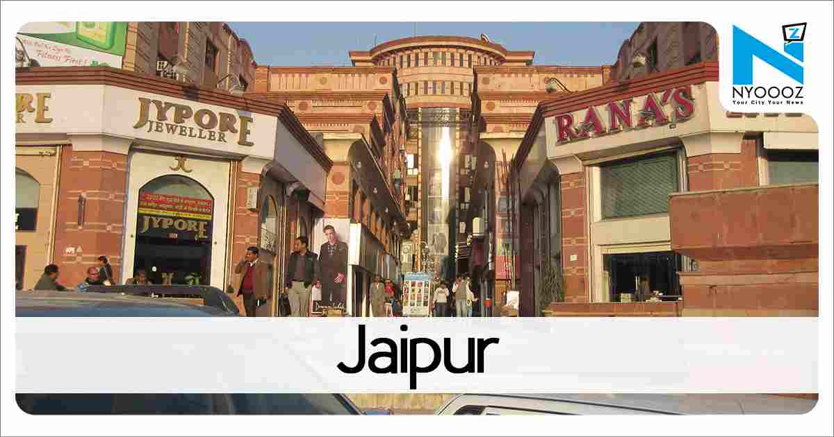 Jaipur: Small-time traders lose business due to traffic congestion