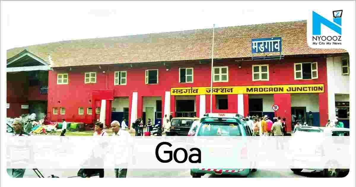 Liquor worth Rs 14k seized on Goa Express