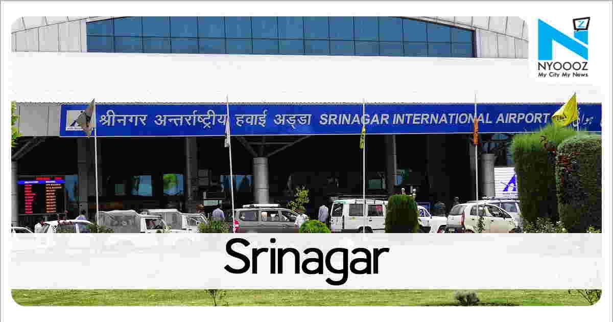 Night-landing facility at Srinagar airport