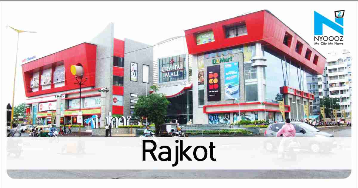 NRI falls to death from sixth floor in Rajkot