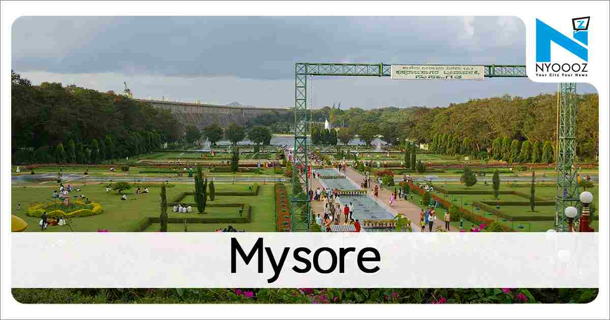 PM Modi flags off new Mysuru-Udaipur train