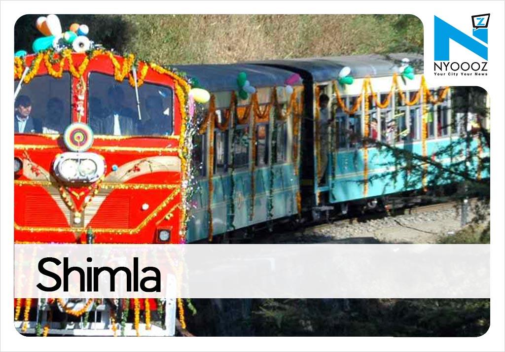 Prem Kumar Dhumal attacks Himachal CM on economy issues