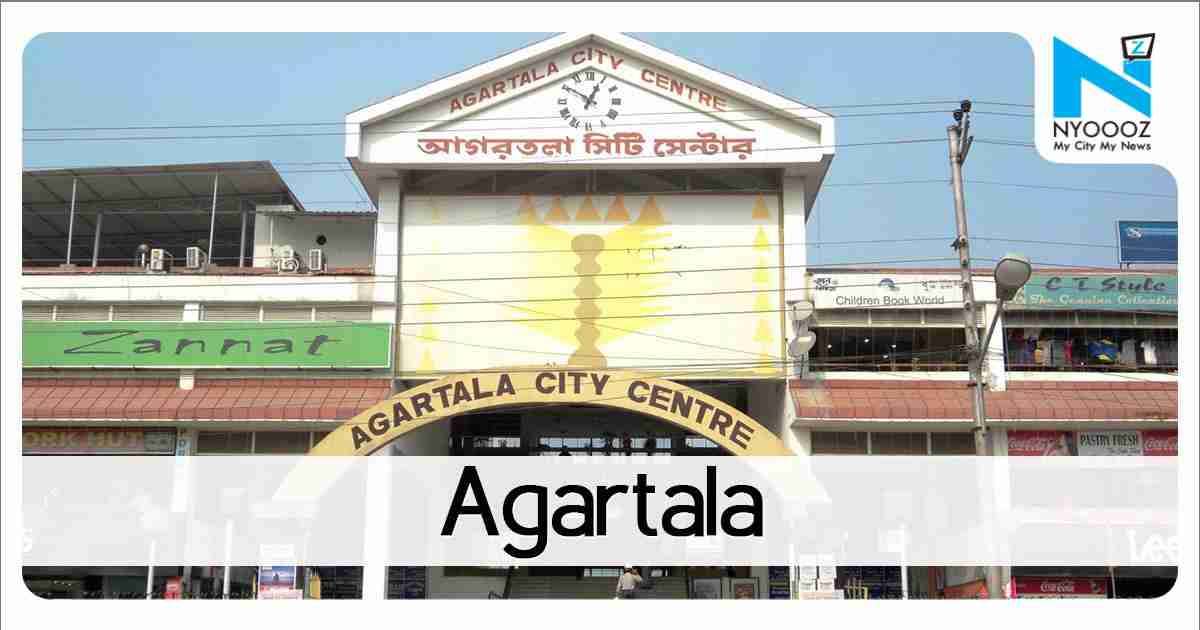 President Kovind concludes two-day Tripura visit