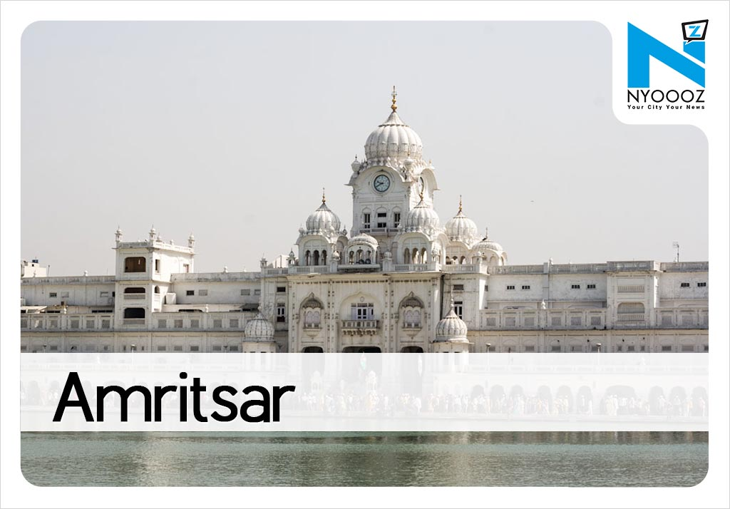 my city amritsar The average price for one way flights from new york city to amritsar is $751 the average price for round trip flights from new york city to amritsar is $975 new york city to amritsar flight questions  below are some common questions that asked about this flight route.