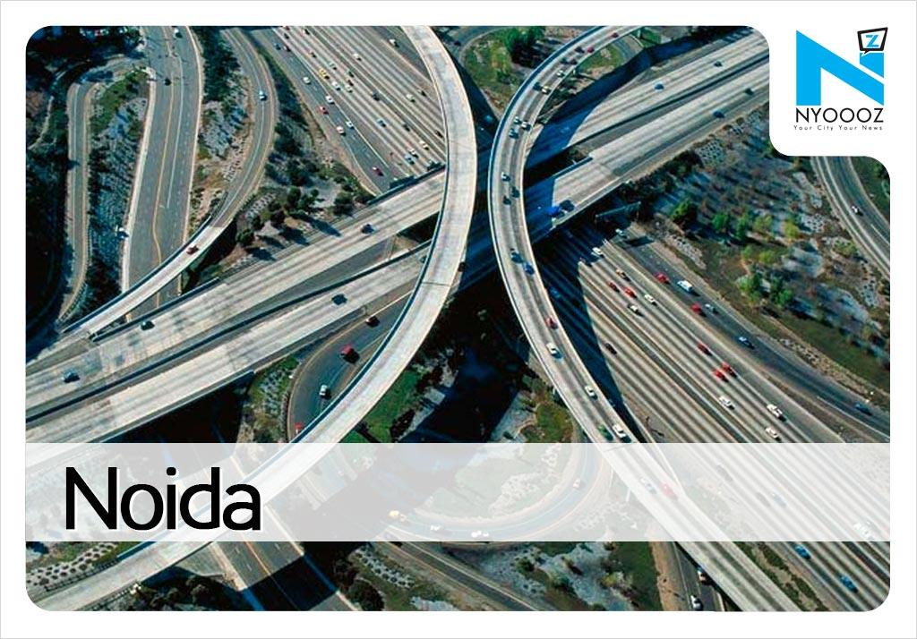 Signal-free drive on main Noida road