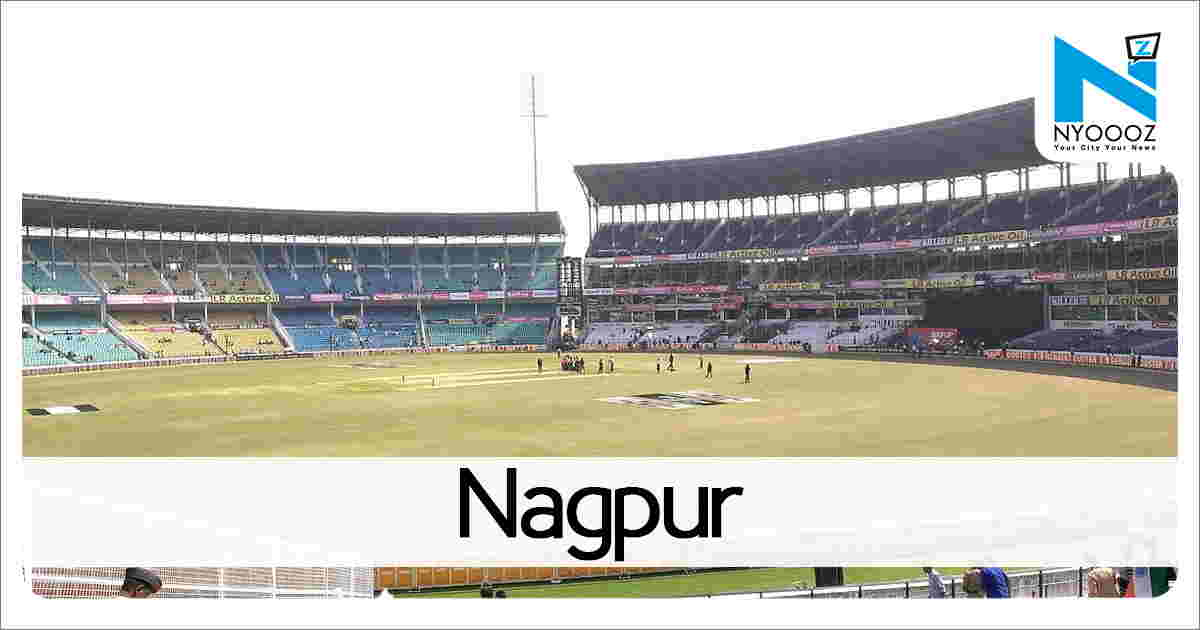 Team India lands in Nagpur, Green tops likely in city