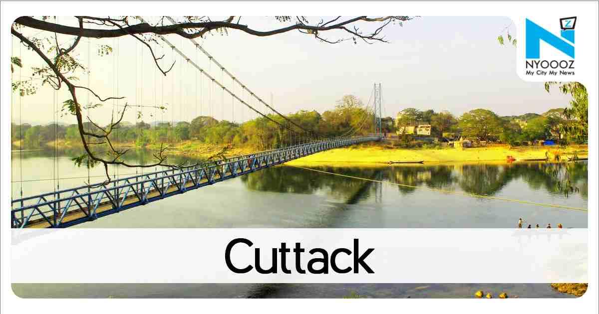 Train breaks down in Cuttack