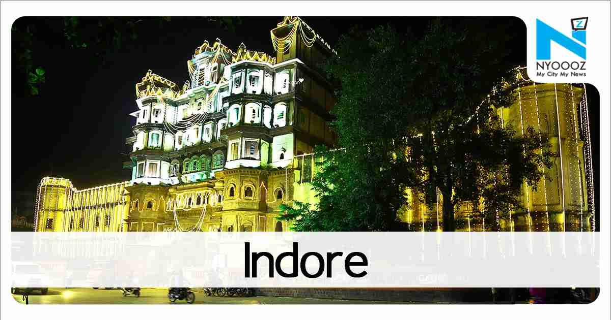 Weather story June 21  Pre-monsoon showers lash Indore again