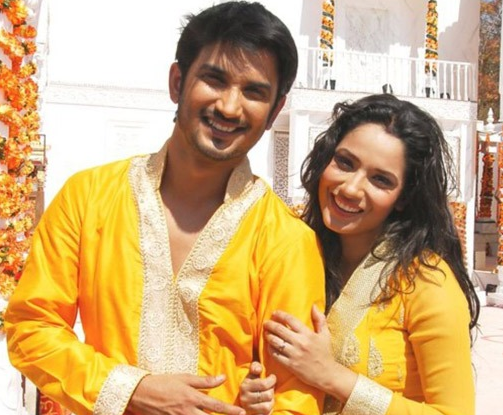 Ankita Lokhande shares unseen happy pics with Sushant Singh Rajput & family