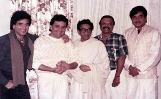 बॉलीवुड सेलिब्रिटीज संग ऐसा था ठाकरे का कनेक्शन, दिलीप कुमार के साथ क्यों आई खटास