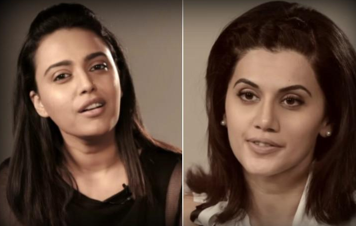 Taapsee Pannu, Swara Bhasker and other celebs, slam top stars over tweets