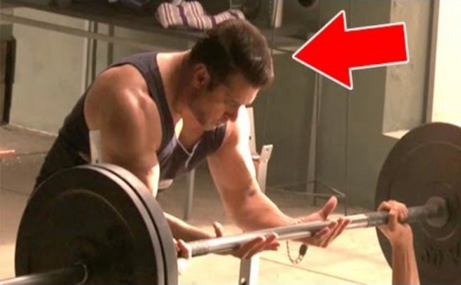 Salman Khan continues exercising in jail