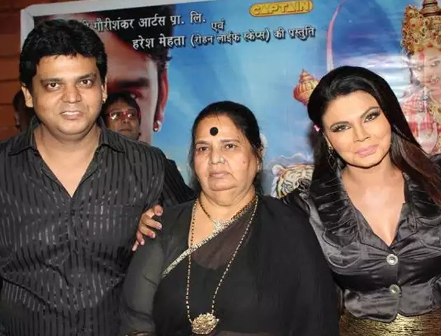 FIR against Rakhi Sawant and brother for alleged fraud