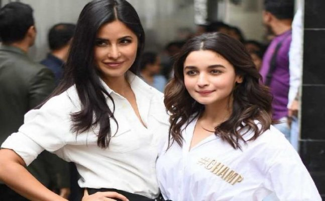 Alia Bhatt posts for Ranbir's ex Katrina on her birthday