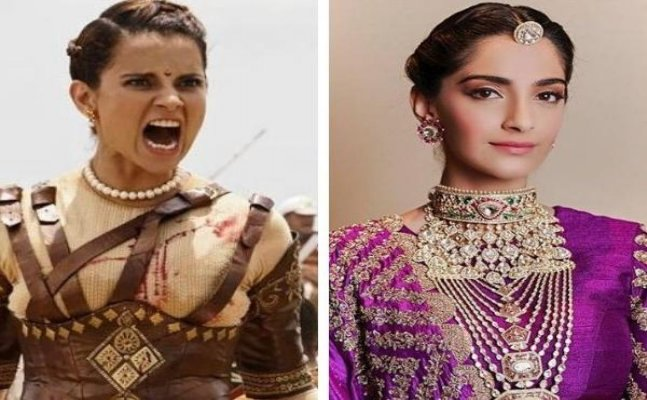 Kangana Ranaut SLAMS Sonam Kapoor BRUTALLY for