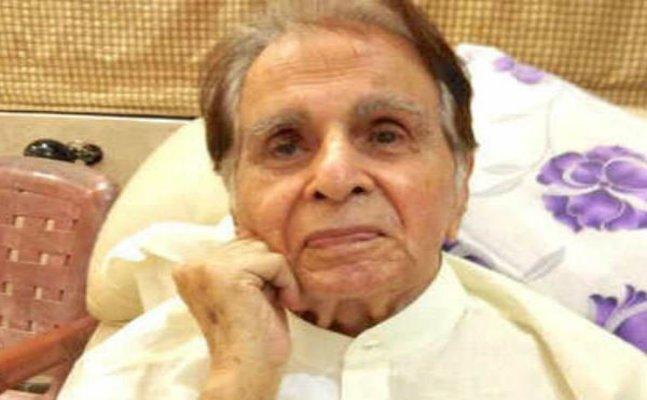 Dilip Kumar suffering from recurrent Pneumonia, hospitalised again