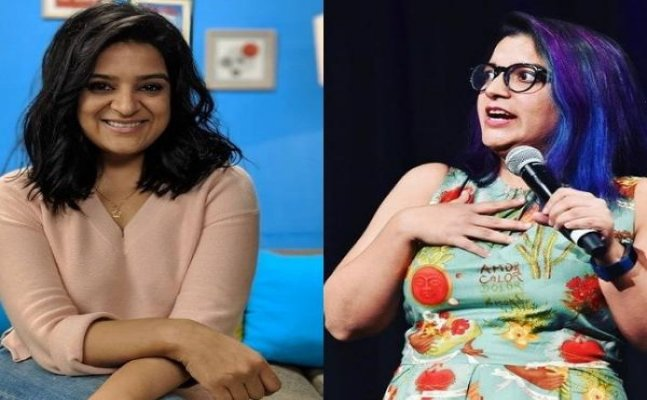 Female comedian Kaneez Surka accuses another comedian Aditi Mittal of sexual harassment