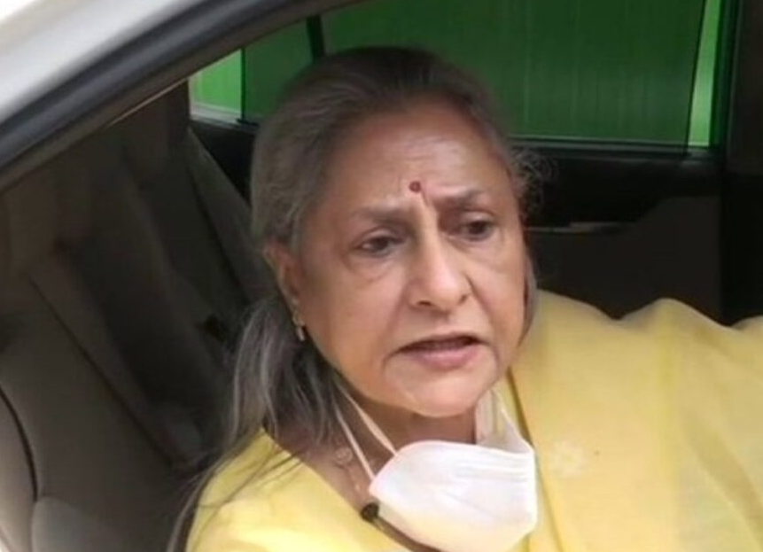 Jaya Bachchan reacts on CM Tirath Singh Rawat's 'ripped jeans' remark