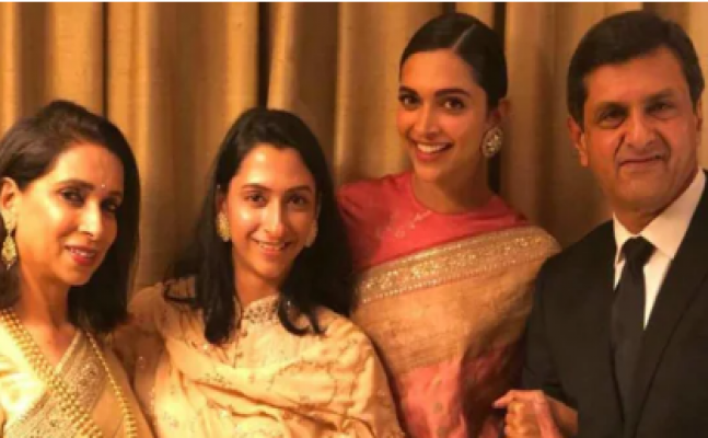 Deepika Padukone's dad Prakash hospitalised for COVID treatment, mom and sister also positive
