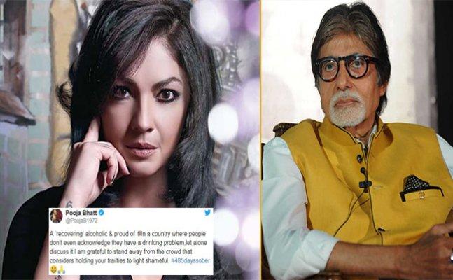 Pooja Bhatt trolled for calling out Amitabh Bachchan on Kathua Rape Case