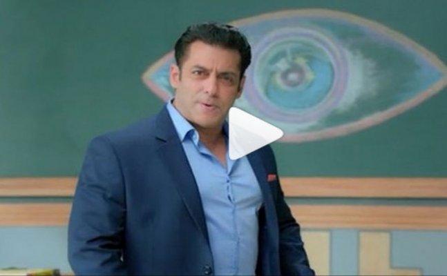 Bigg Boss 12 Promo: Salman takes attendance of students sitting in 'jodis'
