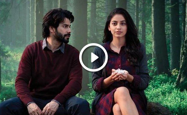 Varun Dhawan's 'October' Trailer will leave you baffled and curious