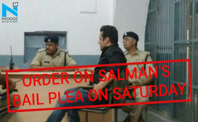 Salman Khan's bail hearing on 7th April, actor to spend another night in jail