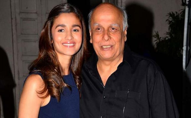 Mahesh Bhatt speaks up on Alia and Ranbir's marriage