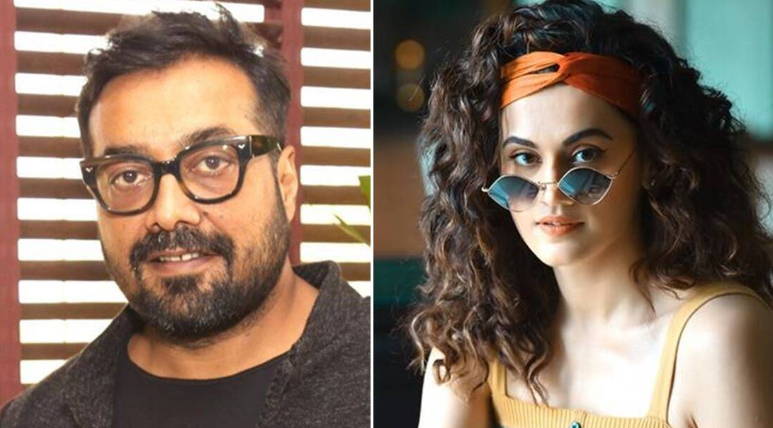 Found discrepancy, manipulation in income worth Rs 650 cr, says I-T dept after raids on Anurag-Taapsee