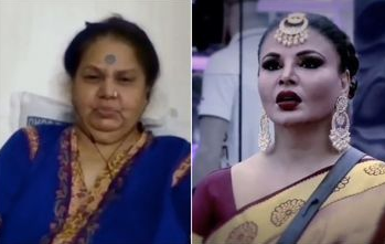 Rakhi Sawant's mother admitted to ICU, suffering from bladder tumour