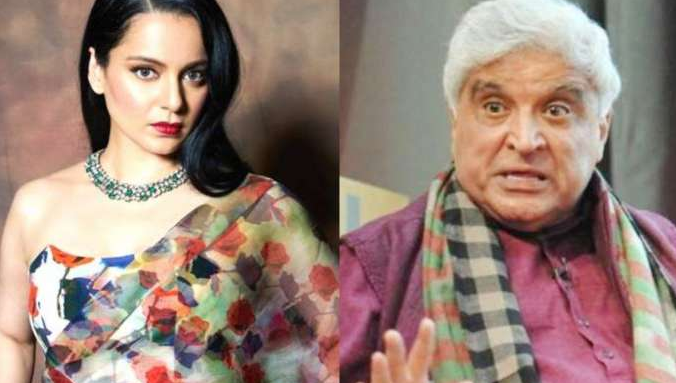 Kangana Ranaut summoned in defamation case filed by Javed Akhtar, calls herself 'lioness'