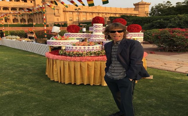 SURPRISE! Rolling Stones singer Mick Jagger holidaying in India secretly