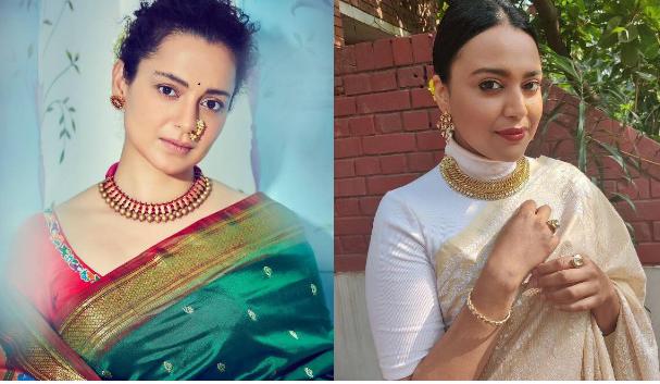 Kangana indulges in Twitter banter with Swara,