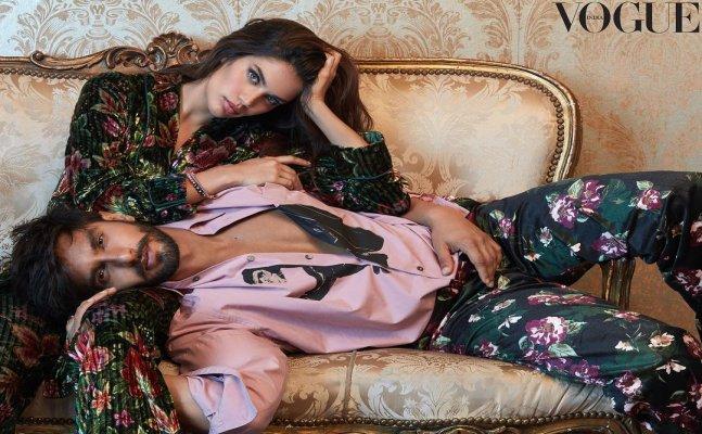 Ranveer Singh's KILLER looks in Vogue photoshoot will floor you
