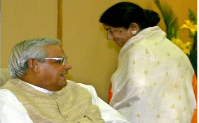 Know why Lata Mangeshkar called herself Atal Bihari Vajpayee's daughter